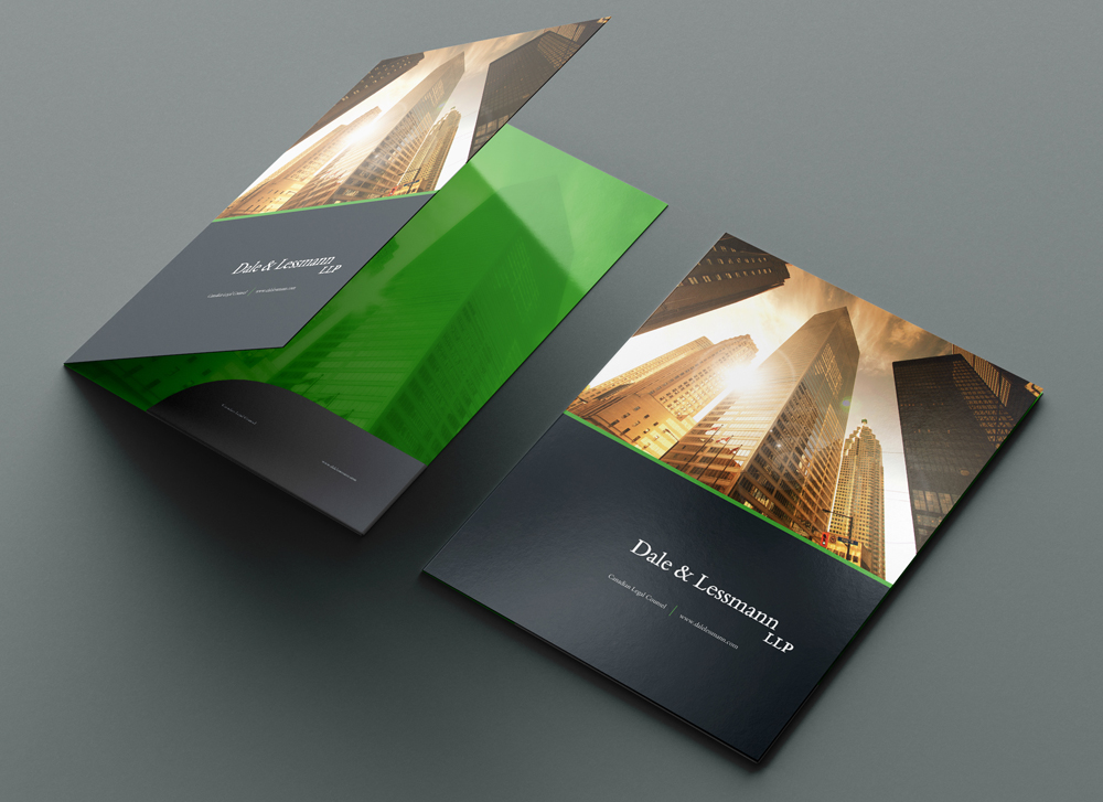 Dale & Lessmann LLP Pocket Folder - Environmental Issues