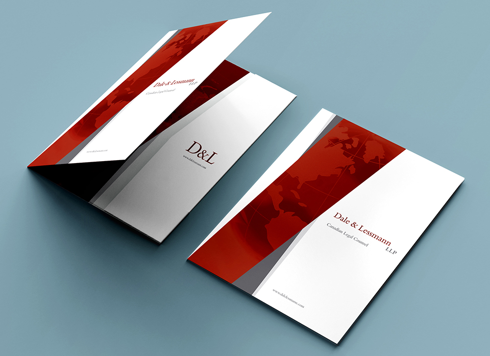 Dale & Lessmann LLP Pocket Folder