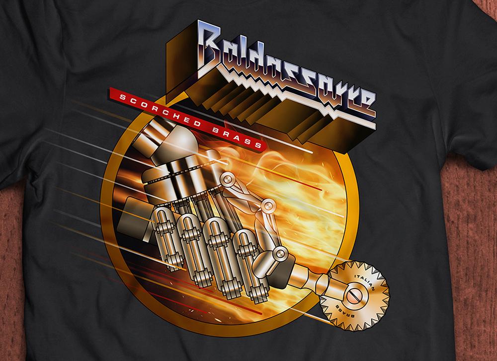 Famiglia Baldassarre T-Shirt