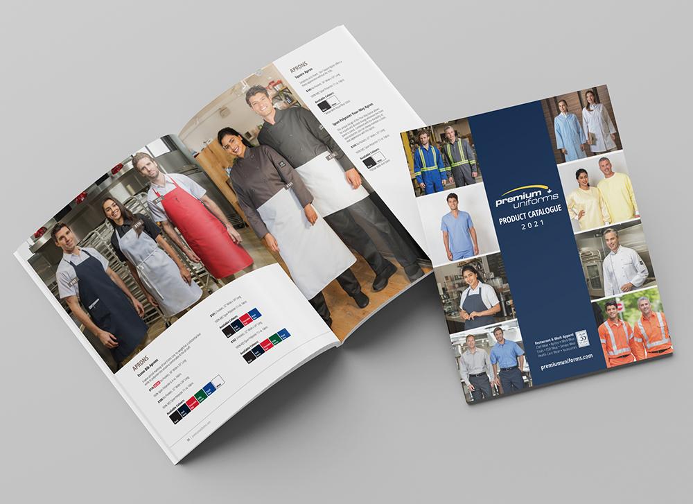 Premium Uniforms Catalog