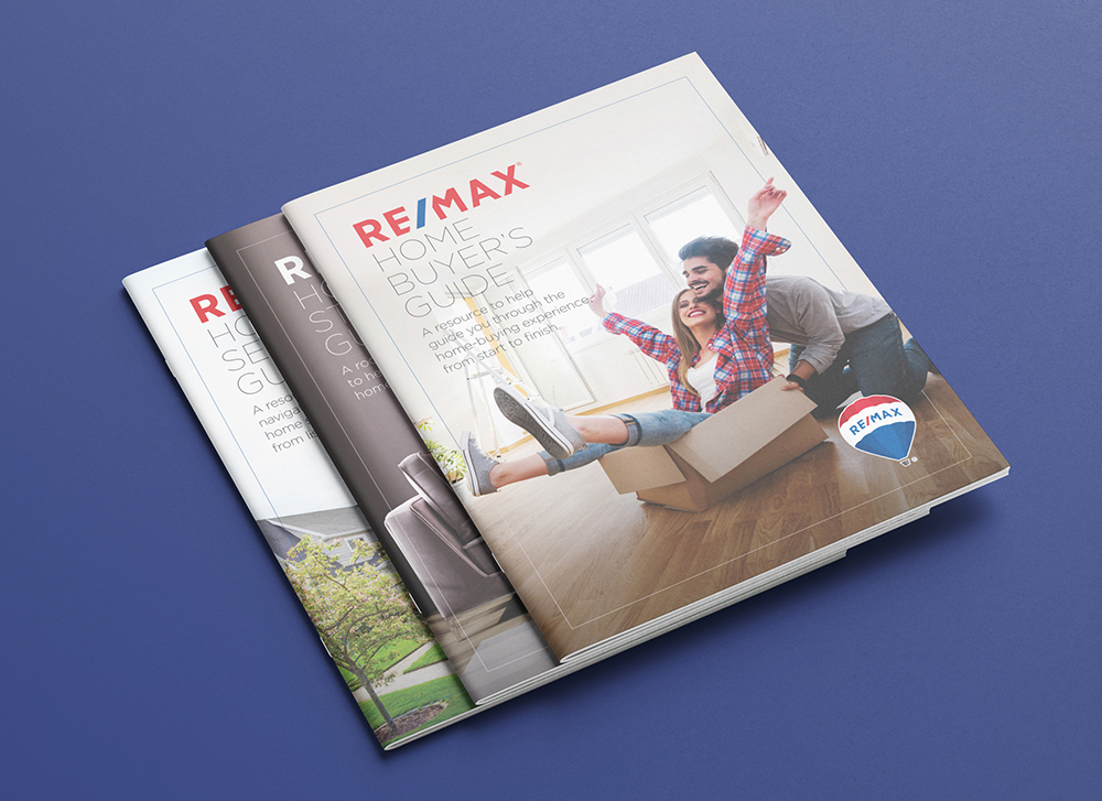 RE/MAX Staging / Buying / Selling Guides