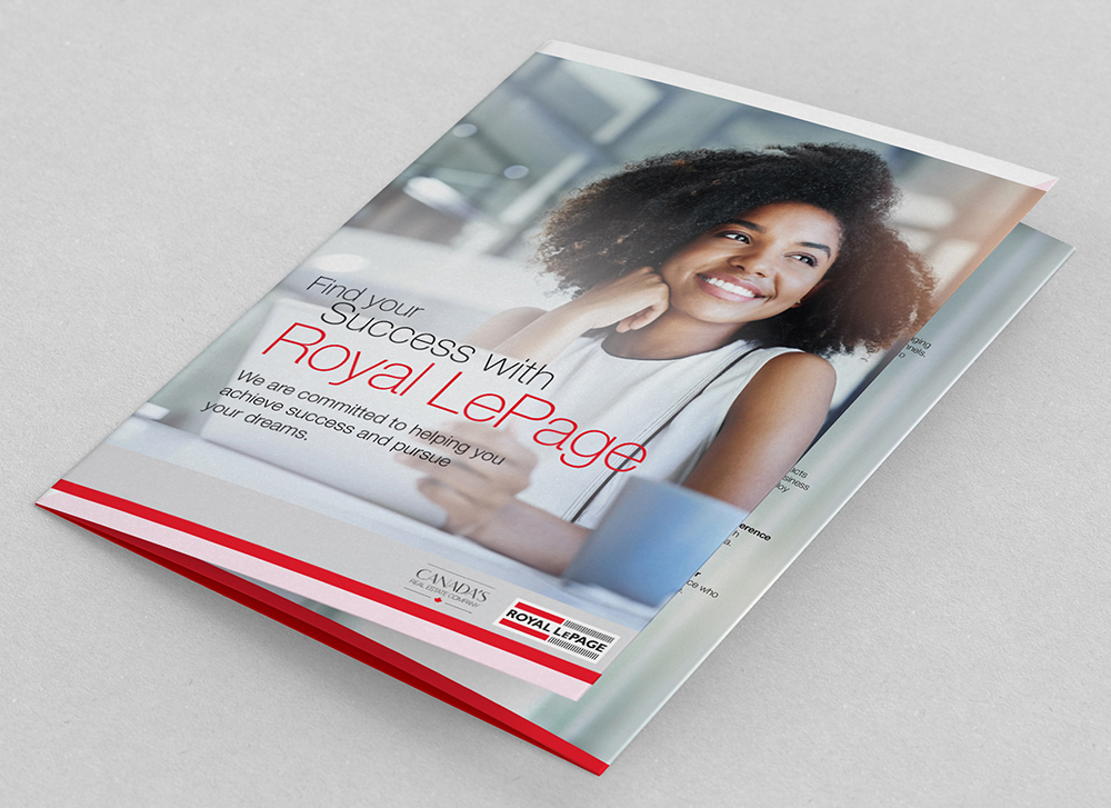 Royal LePage New Agent Welcome Folder